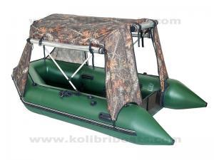 Фото  Лодки и аксессуары, Аксессуары для надувных лодок Тент транспортировочный KM-400DSL(33.022.47)camo