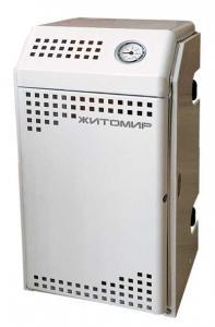 Фото Отопление, Котлы газовые напольные, житомир Газовый парапетный котел Житомир-М АДГВ-12СН (двухконтурный, 630 EUROSIT)