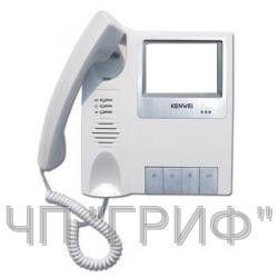 Видеодомофон ч/б Kenwei KW-4LT-W32