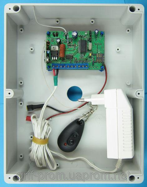 Сигнализация GSM ХИТ-RK