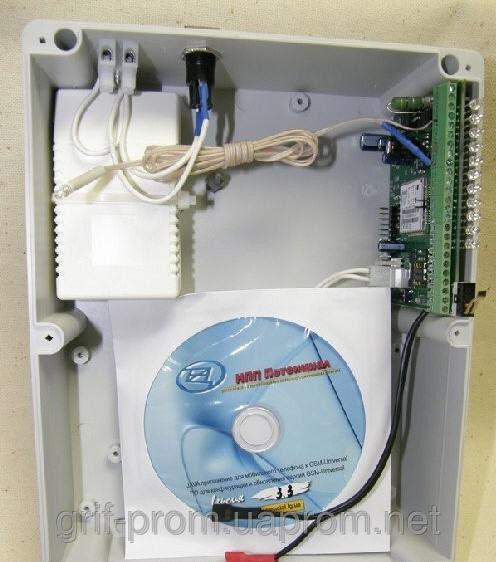 Охранная GSM сигнализация Universal