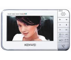Видеодомофон Kenwei KW-128C-W32