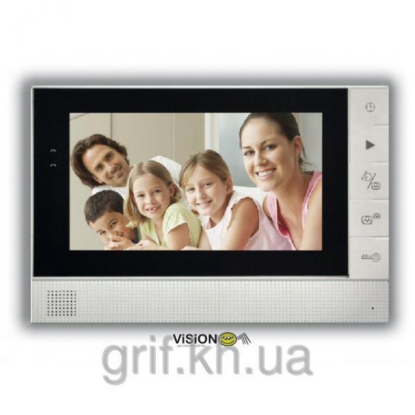Видеодомофон цветной Vizion S725