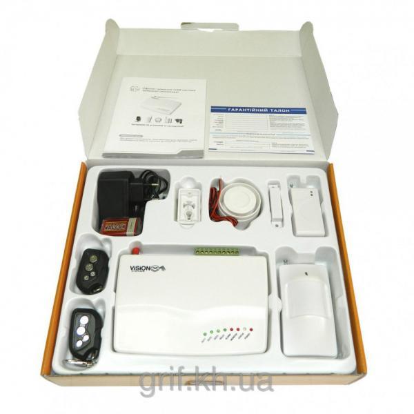 Комплект охранной сигнализации Vision W07G
