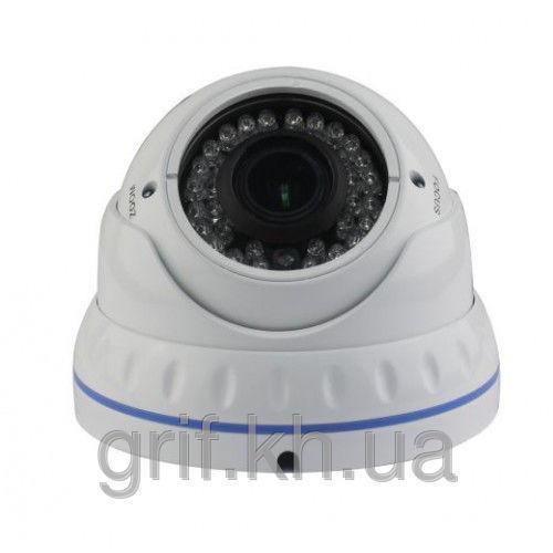 Камера купольная с ик-подсветкой LUX 1420 SHE