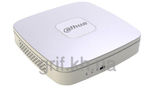 4 - канальный сетевой видеорегистратор NVR DAHUA DH-NVR2104W-P