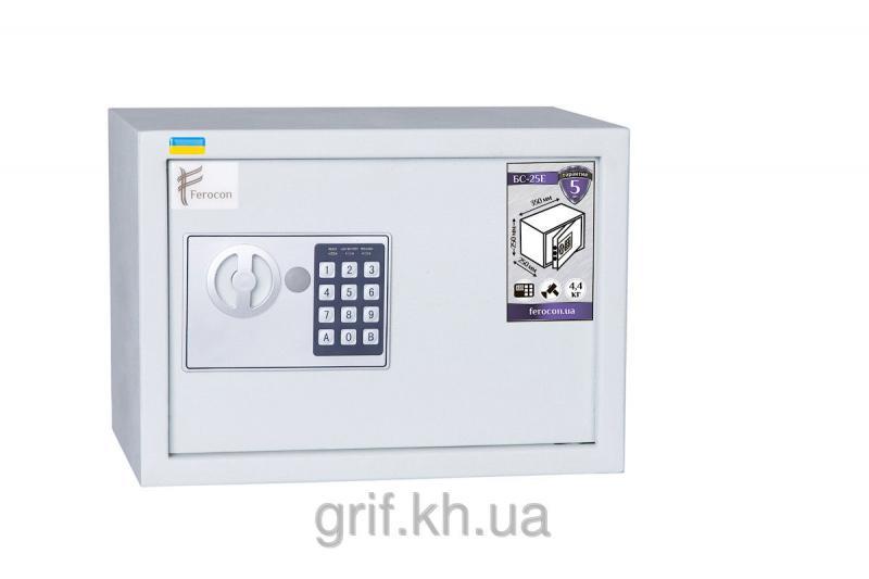Сейф Мебельный электромеханический Ferocon БС 30 Е.П.1 1013