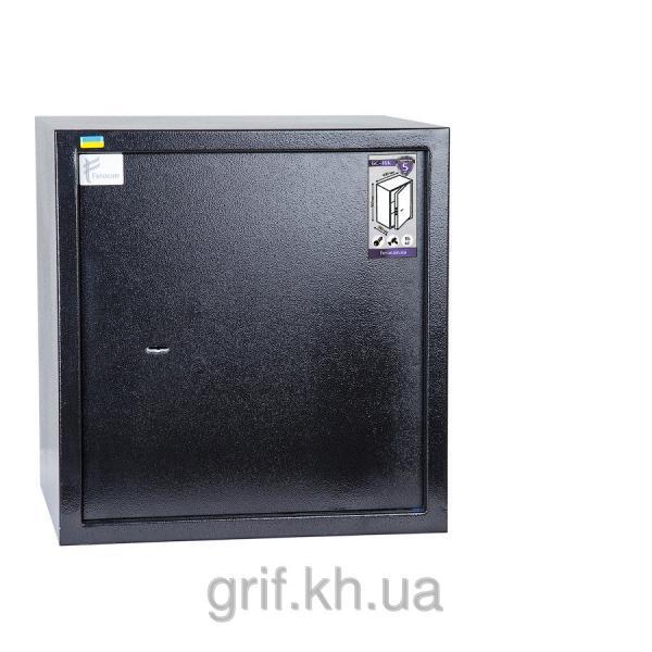 Сейф офисный механический Ferocon БС 46 К.П1 9005