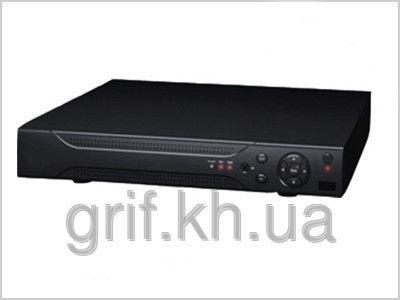 Видеорегистратор 4-х канальный HDCVI Camstar HCVR 7204H