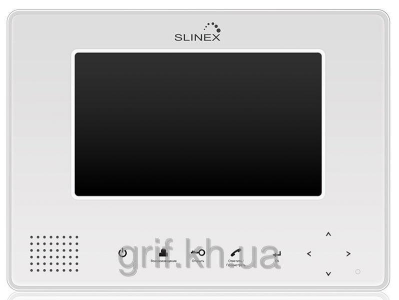 Видеодомофон цветной без трубки Slinex MS-07M