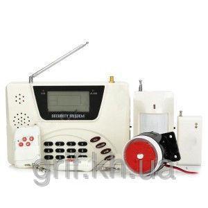 Система беспроводной GSM сигнализации Smart Security GSM 1000