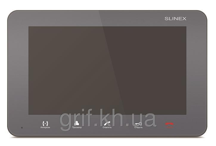 Видеодомофон цветной без трубки Slinex SM-07