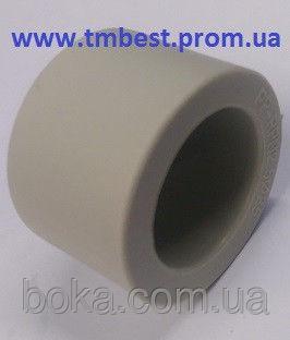 Заглушка полипропиленовая для труб диаметр 40 для заглушки труб в системах отопления и водоснабжения
