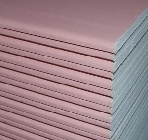 КНАУФ-лист, влагостойкий (ГСП-Н2) 3000х1200х12,5