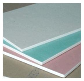 КНАУФ-лист, влагоогнестойкий (ГСП-DFН2) 3000х1200х12,5
