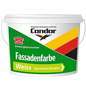 FASSADENFARBE - Weiss 15л