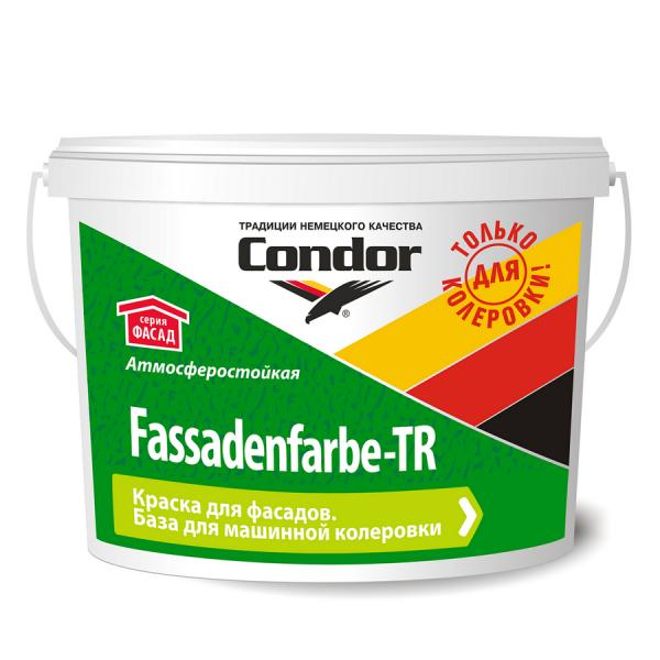 FASSADENFARBE (База TR) 3л