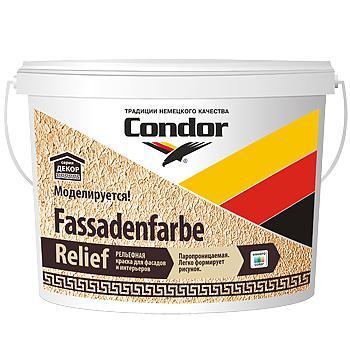 FASSADENFARBE RELIEF 14.5 л