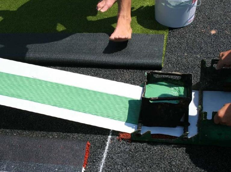Лента для швов для искусственных газонов Eurotape U30см