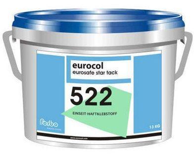 Клей универсальный Forbo 522 Eurosafe Star Tack 13кг.