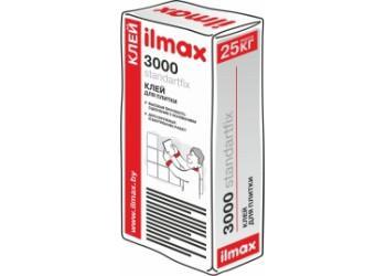 Плиточный клей ilmax 3000 standardfix
