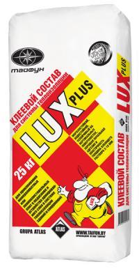 Клеевой состав LUX PLUS КС для системы теплоизоляции