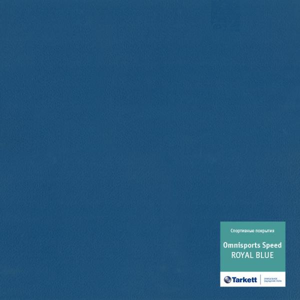 TARKETT OMNISPORTS SPEED ROYAL BLUE