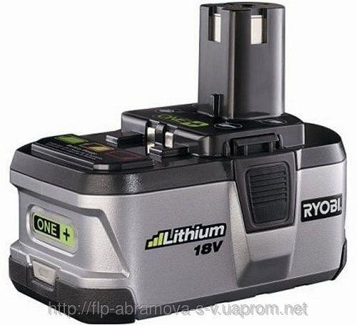 Запасной аккумулятор RYOBI Li-Ion 2.4А*ч BPL-1820 ONE +