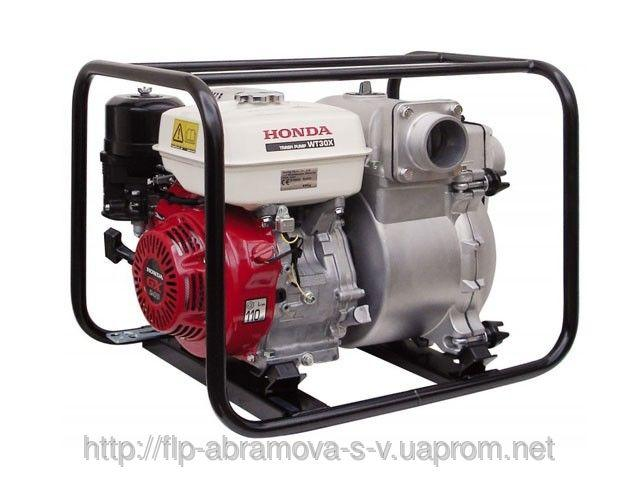 Бензиновая помпа Honda WT30XK3
