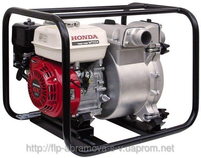 Бензиновая Помпа Honda WT20XK3