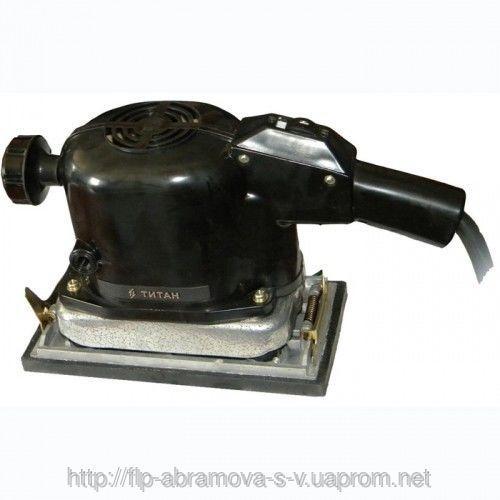 Профессиональная вибрационная шлифмашина Титан ППШМ200