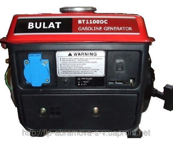 Генератор Bulat BT1100DC бензиновый