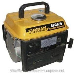 Генератор Firman SPG 950 бензиновый