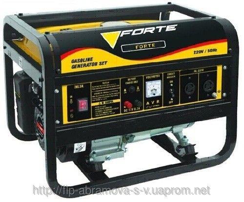 Генератор Forte FG 2500 бензиновый