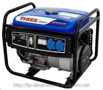 Бензиновый генератор TIGER TG3700E