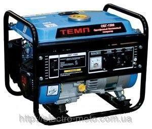 Генератор бензиновый Темп ОБГ 6500