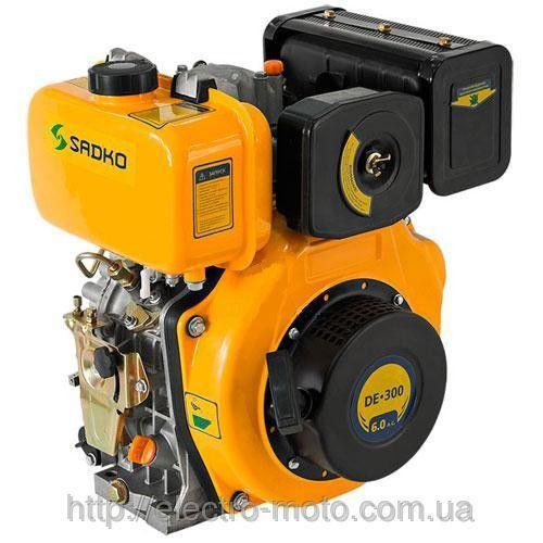 Дизельный двигатель SADKO DE-300E