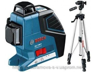 Лазерный нивелир Bosch GLL 3-80+штатив