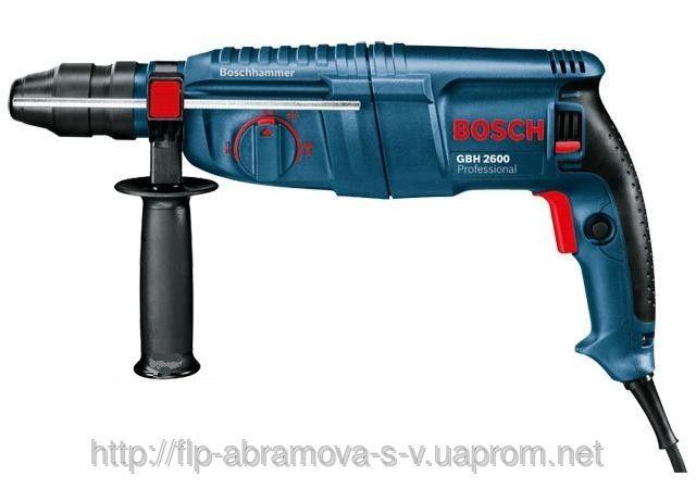 Перфоратор Bosch GBH 2600