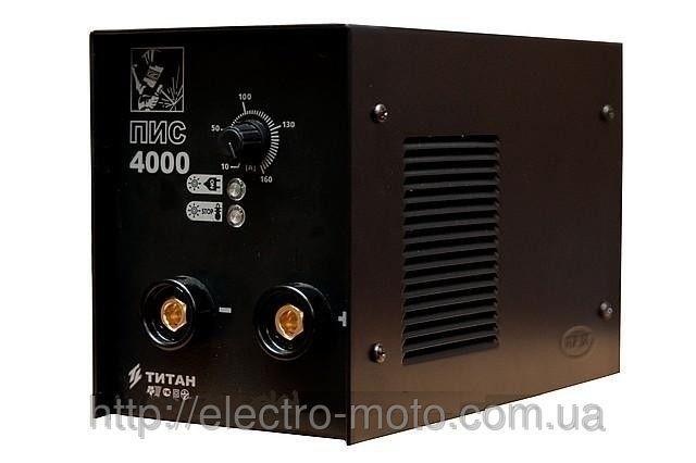 Cварочный инвертор ТИТАН ПИС 4000