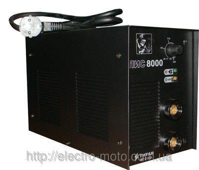 Сварка Титан ПИС 8000 инвертор