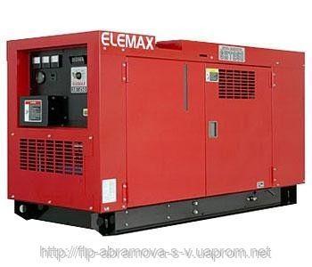 Генератор Elemax SHT-25D