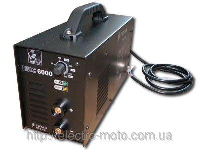 Сварочный аппарат инвертор Титан ПИС 6000
