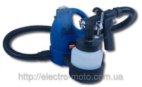 Краскопульт пневмоэлектрический Craft CSP750