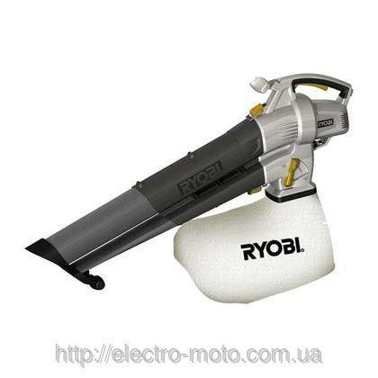 Садовый пылесос-измельчитель Ryobi RBV 2800S