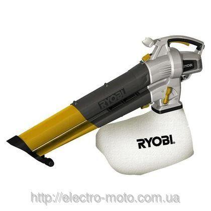 Садовый пылесос-измельчитель Ryobi RBV 3000VP