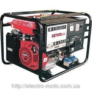 Бензиновый генератор ELEMAX SH7000ATS с автоматическим типом запуска