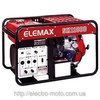 Бензиновый генератор ELEMAX SH-11000