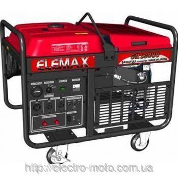 Бензиновый генератор ELEMAX SHX13000