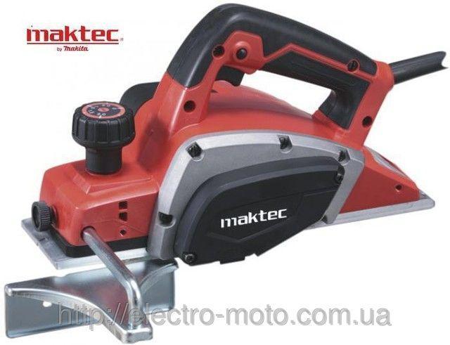 Рубанок электpический Maktec MT191 by MAKITA